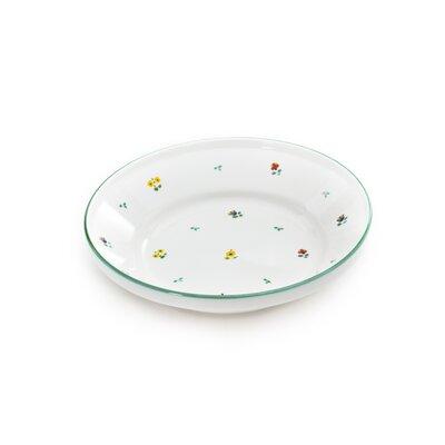 Gmundner Keramik Schüssel Streublumen