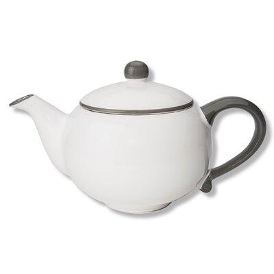 Gmundner Keramik Teekanne Streublumen aus Keramik