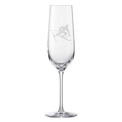 Gmundner Keramik 214 ml Champagnerglas Eisch Toni