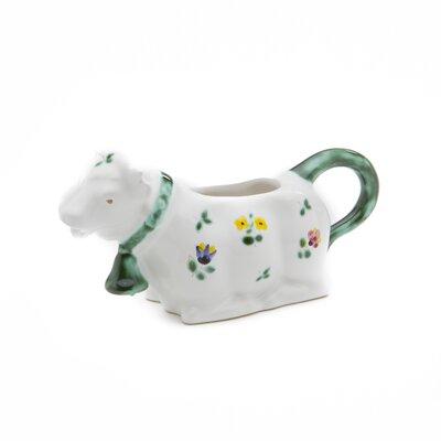 Gmundner Keramik 160 ml Milchkanne Streublumen