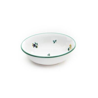 Gmundner Keramik Müslischale Streublumen