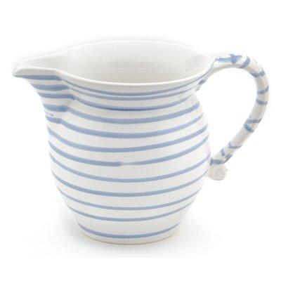 Gmundner Keramik 1000 ml Milchkännchen Geflammt