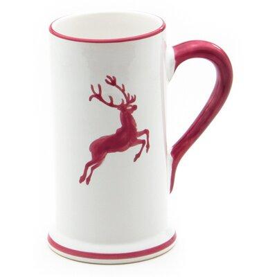 Gmundner Keramik Bierkrug Form-A Hirsch