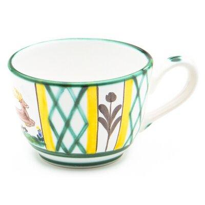 Gmundner Keramik Kaffeetasse Jagd