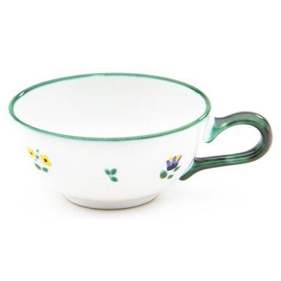 Gmundner Keramik Teetasse Streublumen