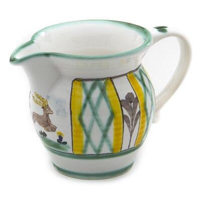 Gmundner Keramik 300 ml Milchkännchen Jagd