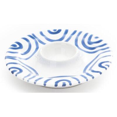 Gmundner Keramik Eierbecher Geflammt