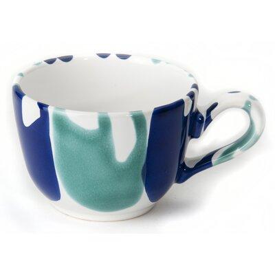Gmundner Keramik Kaffeetasse Wasserfall