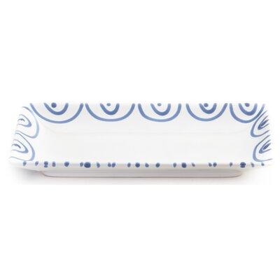 Gmundner Keramik Snackschale Geflammt