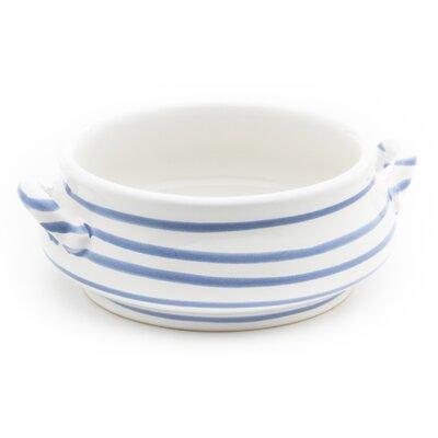 Gmundner Keramik 370 ml Suppenschale Geflammt