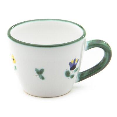 Gmundner Keramik Espressotasse Streublumen