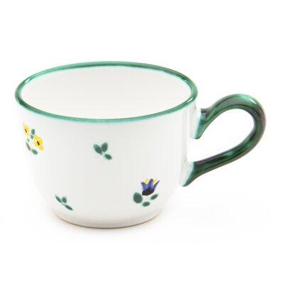 Gmundner Keramik Kaffeebecher Streublumen