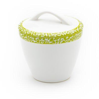 Gmundner Keramik Zuckerdose Gourmet Selektion mit Deckel