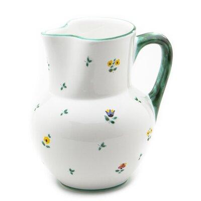 Gmundner Keramik Krug Streublumen