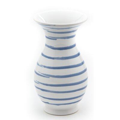 Gmundner Keramik Vase Geflammt