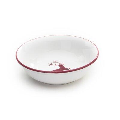 Gmundner Keramik Müslischale Hirsch