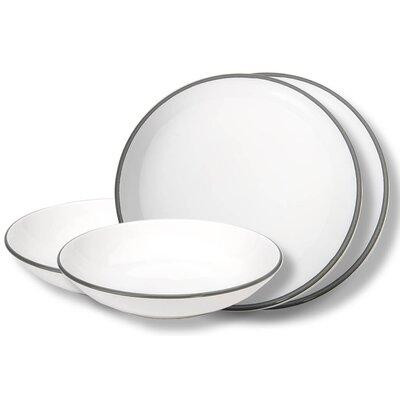 Gmundner Keramik 4-tlg. Kombiservice Classic