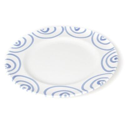 Gmundner Keramik 18 cm Dessertteller Gourmet Geflammt