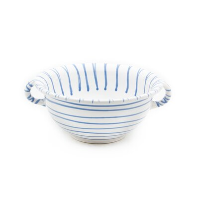 Gmundner Keramik Servierschüssel Geflammt