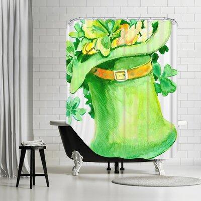St. Patrick Shower Curtain