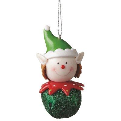 Elf Bell Ornament