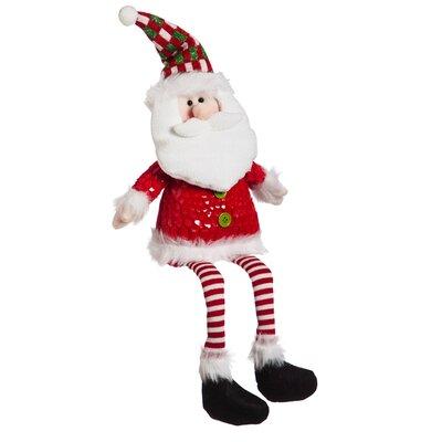 Santa Plush Decor