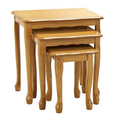 Andover Mills Netta 3 Piece Nest of Tables
