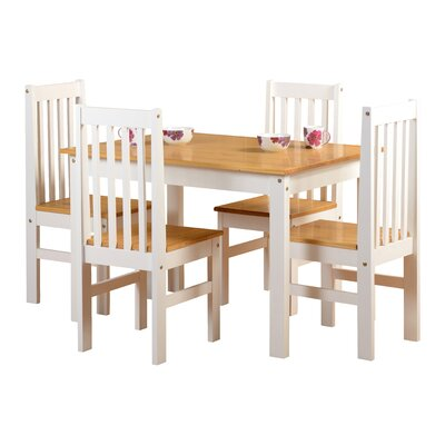 Andover Mills Shadow Dining Table Set