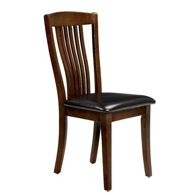 Andover Mills Boutwell Solid Wood Dining Chair