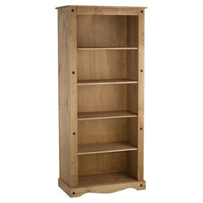 Andover Mills Classic Corona Tall Wide 183cm Standard Bookcase