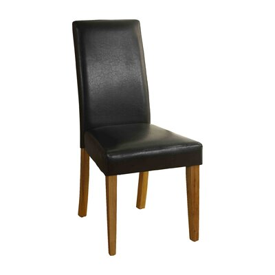 Andover Mills Appaloosa Solid Wood Upholstered Dining Chair