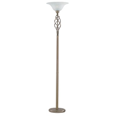 Andover Mills Candlewood 179cm Uplighter Floor Lamp