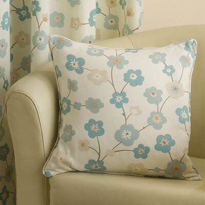 Andover Mills Cherry Blossom Cushion Cover