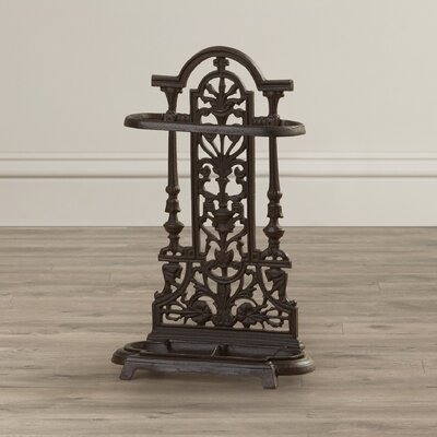 Andover Mills Kate Cast Iron Umbrella Stand