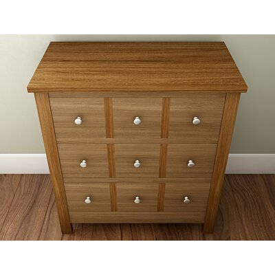 Andover Mills Penny 3 Drawer Chest of Drawers