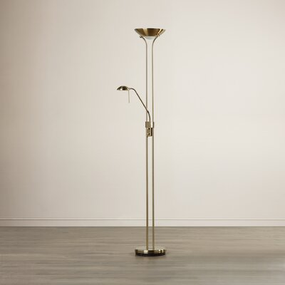 Andover Mills Rushton 180cm Uplighter Floor Lamp