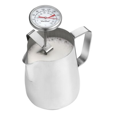 Stainless Steel Milk Thermometer