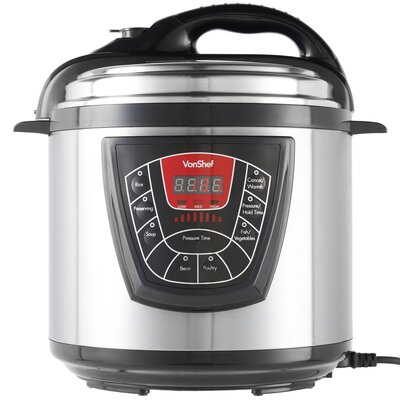 5 Quart Electric Pressure Cooker