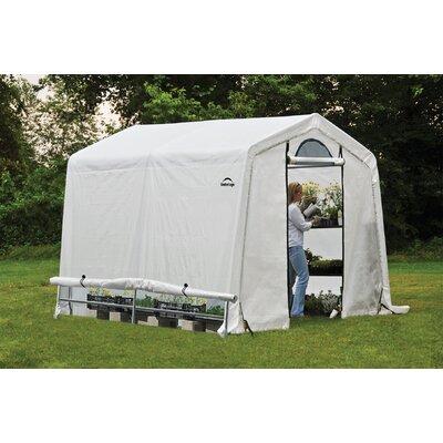 ShelterLogic 240 cm x 240 cm Gartenhaus
