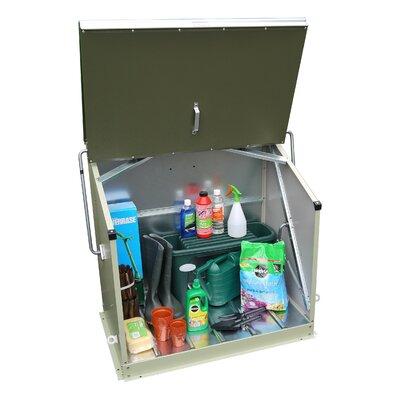 Trimetals Gartenbox Sentinel aus PVC / Stahl