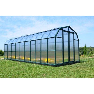 Rion 267 cm x 514 cm Gartenhaus Grand Gardener 48