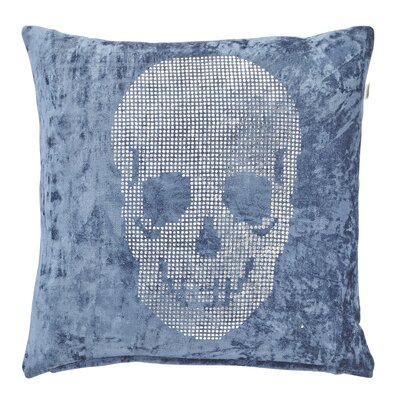 Dutch Decor Skull Cushion Cover
