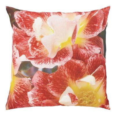 Dutch Decor Orchid Cushion Cover