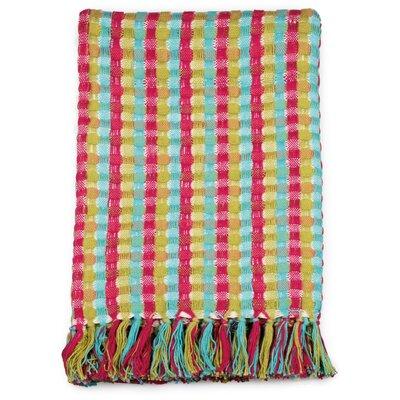 Dutch Decor Plaid Sirmione Throw Blanket