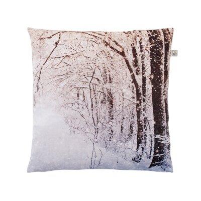 Dutch Decor Snow Cushion Cover