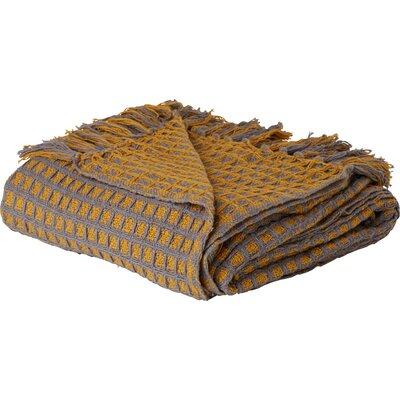 Dutch Decor Plaid Magatha Throw Blanket