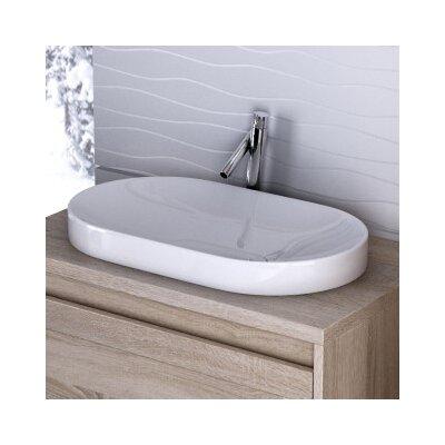 Devo 65 cm Aufsatz-Waschbecken Smart