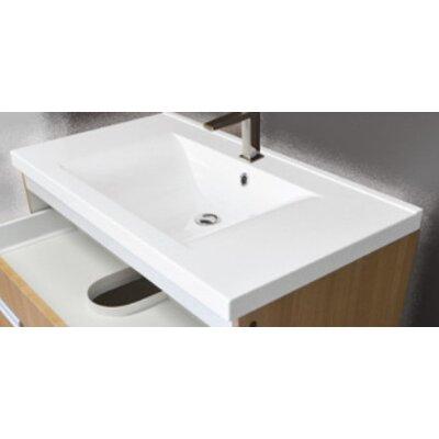 Devo 120 cm Einbau-Waschbecken Spirit