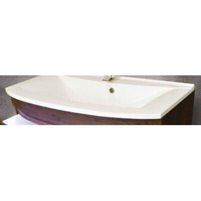 Devo 90 cm Einbau-Waschbecken Dynamic Plus