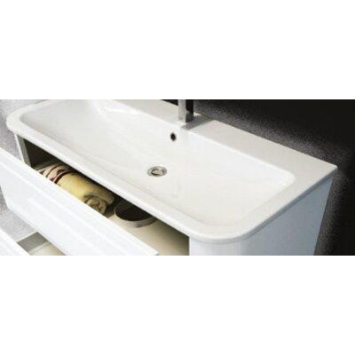 Devo 100 cm Einbau-Waschbecken Gloria